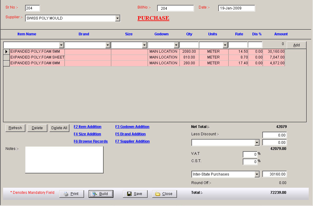 Online Accounting And Inventory Business Accounts Software