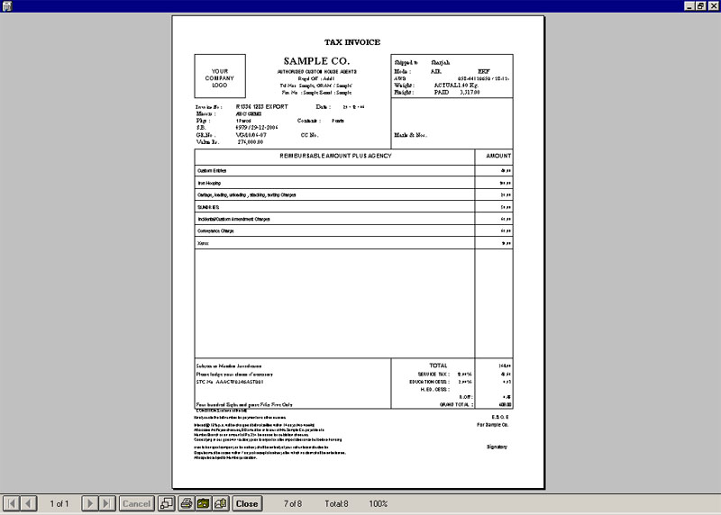 Quotation And Invoice. Estimate Creation By Task And Lines To