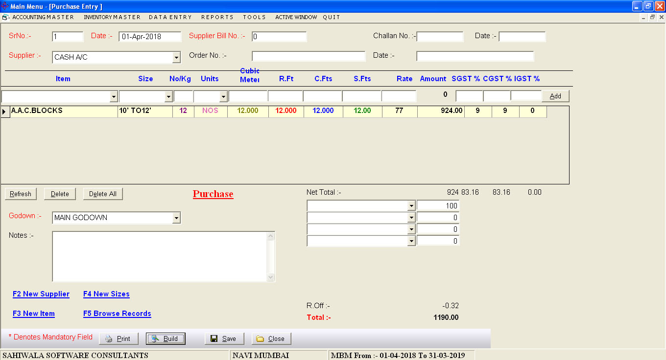 Plywood Billing Accounting Software Timber Billing Industry Software - Construction billing software free download
